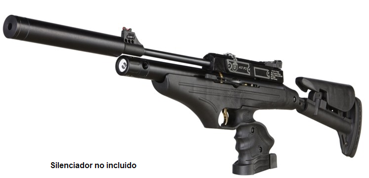 RIFLE AIRE COMPRIMIDO HATSAN AT 44 Datos tcnicos
